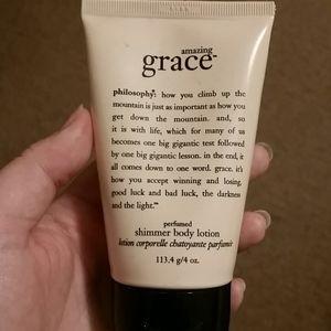 Philosophy Amazing Grace Shimmer Body Lotion